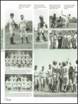 2001 Lake Central High School Yearbook Page 112 & 113