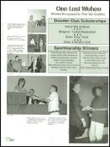 2001 Lake Central High School Yearbook Page 124 & 125