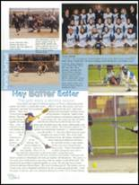 2001 Lake Central High School Yearbook Page 126 & 127