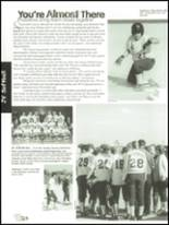 2001 Lake Central High School Yearbook Page 128 & 129