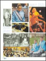 2001 Lake Central High School Yearbook Page 130 & 131
