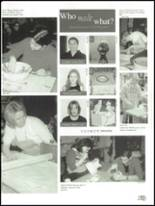 2001 Lake Central High School Yearbook Page 134 & 135