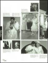 2001 Lake Central High School Yearbook Page 136 & 137