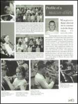 2001 Lake Central High School Yearbook Page 152 & 153
