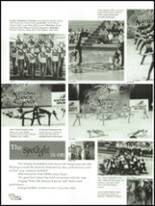 2001 Lake Central High School Yearbook Page 156 & 157