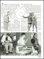 2001 Lake Central High School Yearbook Page 160 & 161