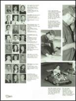 2001 Lake Central High School Yearbook Page 164 & 165