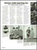 2001 Lake Central High School Yearbook Page 174 & 175
