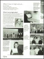 2001 Lake Central High School Yearbook Page 176 & 177