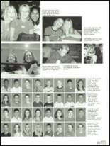 2001 Lake Central High School Yearbook Page 184 & 185