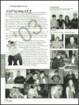 2001 Lake Central High School Yearbook Page 194 & 195