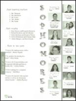 2001 Lake Central High School Yearbook Page 206 & 207