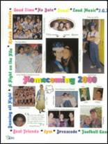 2001 Lake Central High School Yearbook Page 250 & 251