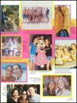 2001 Lake Central High School Yearbook Page 256 & 257