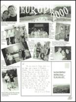 2001 Lake Central High School Yearbook Page 260 & 261