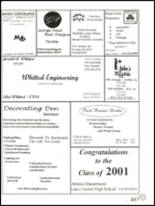 2001 Lake Central High School Yearbook Page 270 & 271