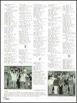 2001 Lake Central High School Yearbook Page 328 & 329
