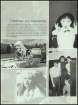 1983 Custer High School Yearbook Page 62 & 63