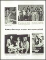 1972 Colfax High School Yearbook Page 28 & 29