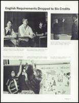 1972 Colfax High School Yearbook Page 32 & 33