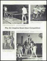 1972 Colfax High School Yearbook Page 42 & 43
