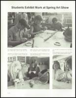 1972 Colfax High School Yearbook Page 44 & 45