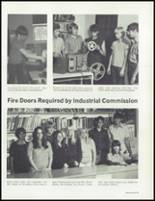 1972 Colfax High School Yearbook Page 50 & 51