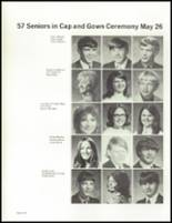 1972 Colfax High School Yearbook Page 70 & 71