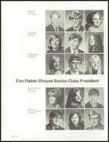 1972 Colfax High School Yearbook Page 72 & 73
