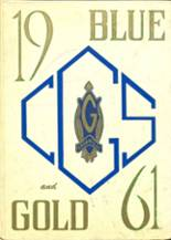 1961 Yearbook Granville High School