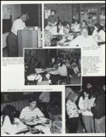 1991 Knoxville High School Yearbook Page 18 & 19