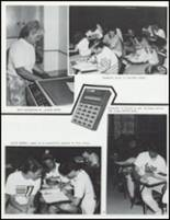 1991 Knoxville High School Yearbook Page 20 & 21