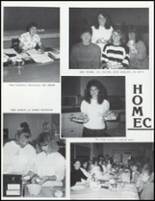 1991 Knoxville High School Yearbook Page 34 & 35