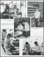 1991 Knoxville High School Yearbook Page 44 & 45