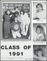 1991 Knoxville High School Yearbook Page 48 & 49