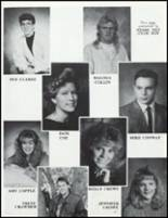 1991 Knoxville High School Yearbook Page 50 & 51