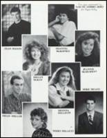 1991 Knoxville High School Yearbook Page 56 & 57