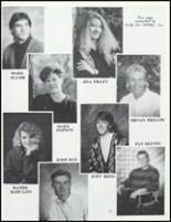 1991 Knoxville High School Yearbook Page 58 & 59