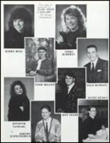 1991 Knoxville High School Yearbook Page 60 & 61