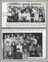 1991 Knoxville High School Yearbook Page 72 & 73