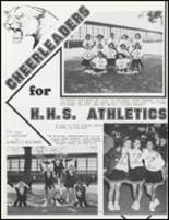 1991 Knoxville High School Yearbook Page 74 & 75