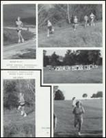 1991 Knoxville High School Yearbook Page 86 & 87