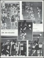 1991 Knoxville High School Yearbook Page 90 & 91