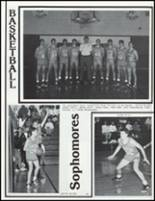 1991 Knoxville High School Yearbook Page 98 & 99