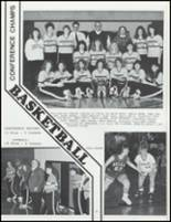 1991 Knoxville High School Yearbook Page 100 & 101