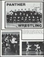 1991 Knoxville High School Yearbook Page 104 & 105