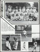 1991 Knoxville High School Yearbook Page 108 & 109