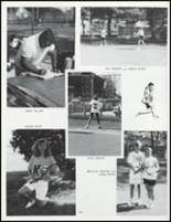 1991 Knoxville High School Yearbook Page 110 & 111