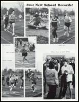 1991 Knoxville High School Yearbook Page 118 & 119