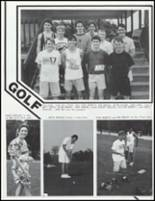 1991 Knoxville High School Yearbook Page 120 & 121